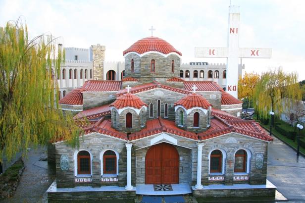 Μοναστήρι Τρικόρφου (ηγούμ.Μουλατσιώτης)